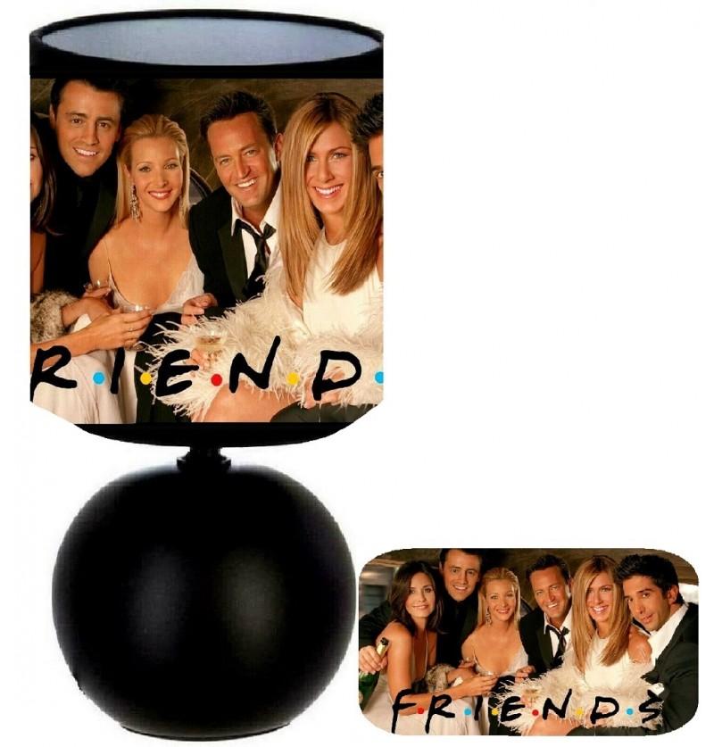 Lampe de chevet Friends 40...