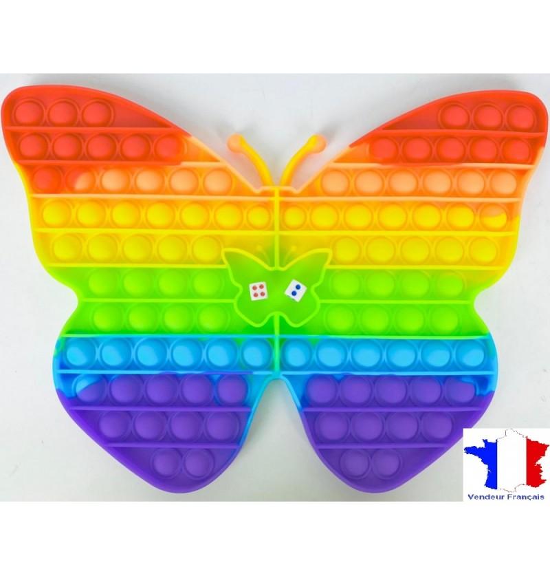 Pop it Game Papillon...