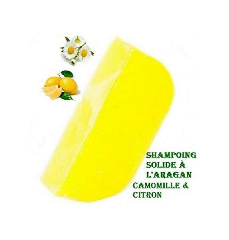 Shampoing solide parfum...