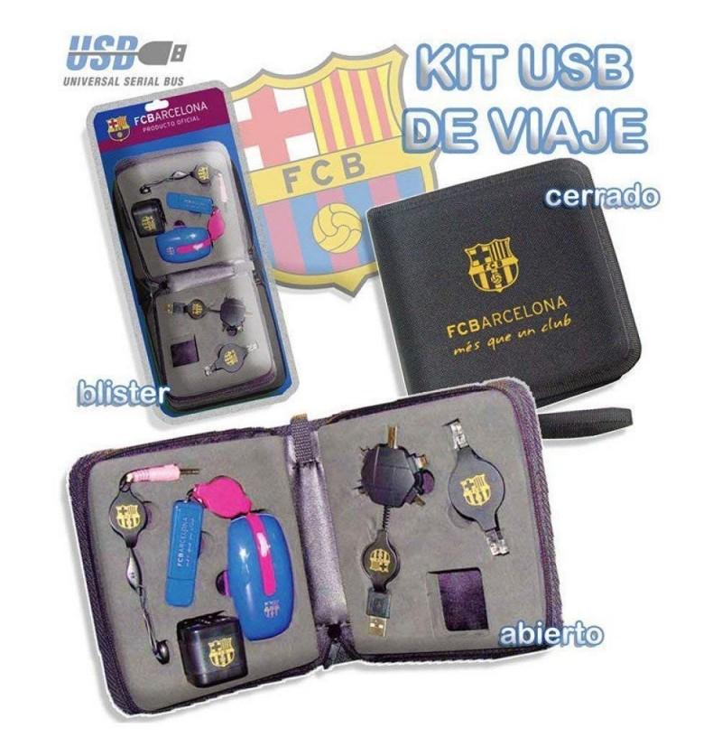 kit de voyage USB de FCB...
